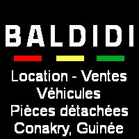 Baldidi : Vente Achat Location 4x4, Pièces détachées voitures Conakry, Guinée, Services expatriés, ONG & Entreprises